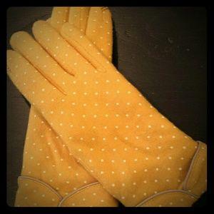 Anthropologie gloves